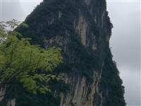 广西桂林的喀斯特地貌景观,仙境落人间,秀山丽水游人醉