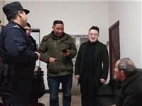 寶興(xing)警方救助一(yi)名迷路老人