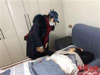 """四川仁寿一女性基层员工晕倒在防疫一线 醒后却说""""对不起"""""""
