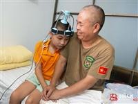 """自闭症""""铁笼男孩""""获救助接受康复训练,14年来第一次叫""""爸爸"""""""