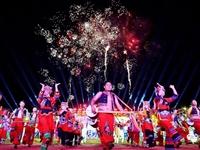 激情六运,美在石林 石林县六运会盛大开幕!