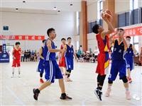 篮球赛场进球瞬间!|六运会进行时