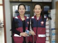 无极县疾控人出征正定国际机场——对入境人员进行深入排查及大流调工作