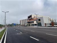 泸州高中城西校区周边道路今日通车,两江新城又有新进展!