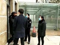 金寨县南溪法庭:兵分两路参与疫情阻击战