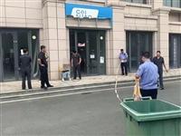 """淮滨法院跨县行动,一""""老赖""""房产被强制腾空..."""