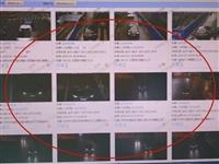 蹲守15小时|涉嫌套牌黑色宝马被泸州警方控制