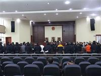 夹江法院审结涉11名被告人恶势力集团犯罪案件