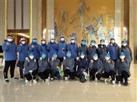 滨州市人民医院第四批援鄂医疗队全面接管黄冈市团风县人民医院感染科第六病区