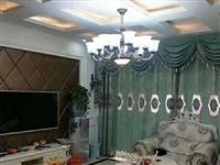 急售福临城豪华装修客厅和两个卧室朝阳采光好带家具部分家电