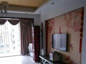 玉带河小学旁2室2厅88平米精装修押2付三