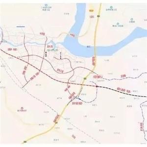 投资16.7亿元!这条连通蓬溪的通港大道,预计明年底完工!