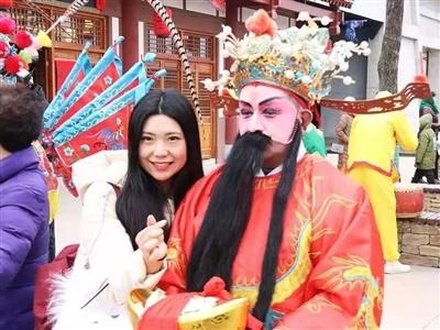熱騰騰的,三國小鎮新年活動出爐了!