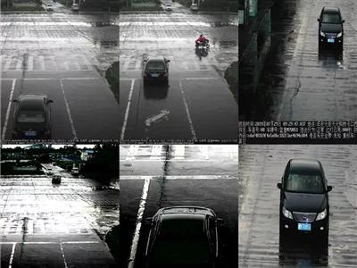 博兴交警高清曝光逆行、违反信号灯通行、占用非机动车道行驶车辆!
