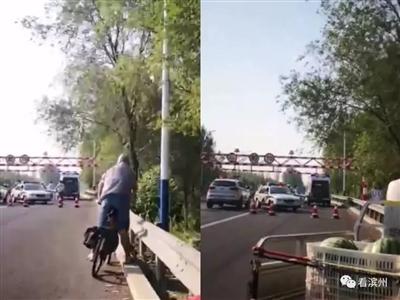 痛心!滨州一交警在执勤时被撞身亡,越野车司机撞交警后试图逃跑……
