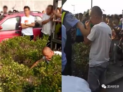 昨天滨州一学校门口有人偷孩子?警方发布通报!