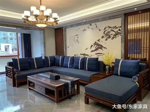 极具东方特色的家居装饰,新中式
