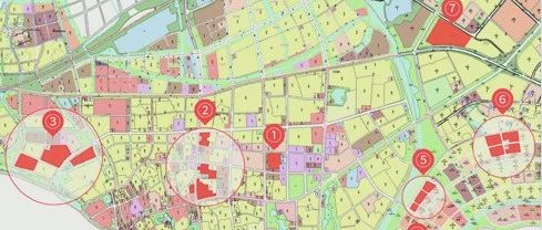 土拍信息 | 高淳挂出2幅地块!南京市发布2021年宁出第04号土地出让公告