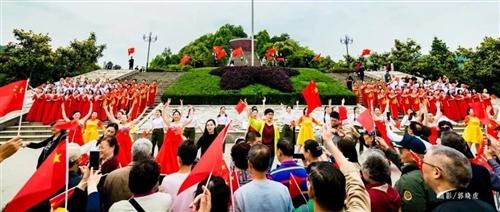 百名红军后代纪念立夏节起义和六霍起义胜利90周年金寨追忆之旅!
