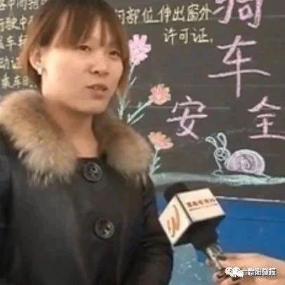 合阳路井中学这个女孩谁认识?看哭了!