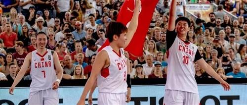 热点|她们,获得中国史上首个世界篮球冠军!