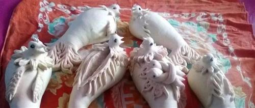 莱阳聚焦:老家清明节的饽饽鸡