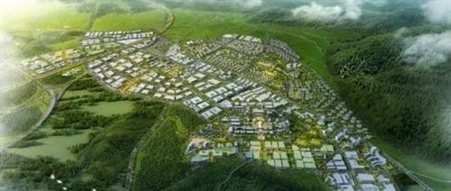 """云南唯一!腾冲经济开发区入选国家""""十四五""""重点支持县城产业转型升级示范园区"""
