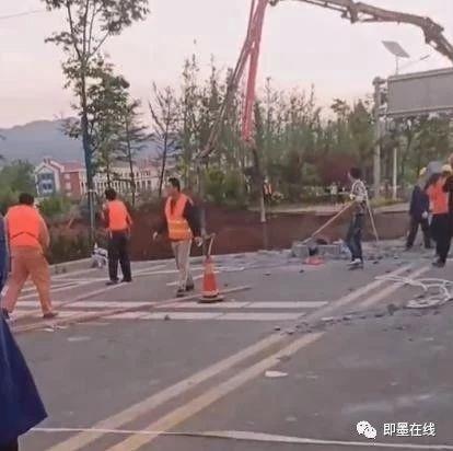 青岛地铁四号线坍塌事件追踪!三人遇难两人失联,目前正在全力搜救!