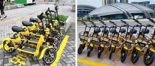 共享单车又来富顺?你同意吗?大家都来说一说!