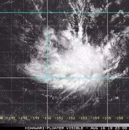 """11号台风""""白鹿""""正在生成!对鹤山未来天气有影响吗?"""