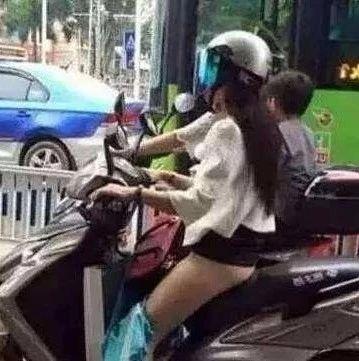 遵义骑电动车、摩托车的注意了,冷汗都要下出来