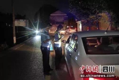 """富顺酒驾巡查常态化!还想喝了酒偷偷开车?""""醉猫""""们别动歪心思了!"""