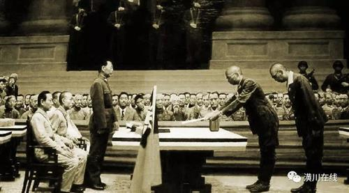 铭记历史!日本鬼子1938年入侵潢川的视频曝光,看完恨得牙痒痒!
