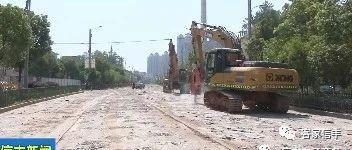 信丰两条国道升级改造项目建设进展顺利,期待早日使用