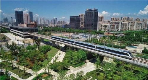 官宣:成眉市域铁路最新进展:时速160公里,公交化运行!