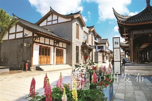 """泸州新增4个省""""百镇建设行动""""试点镇,快看有你家乡吗"""