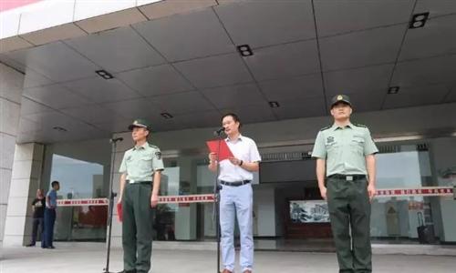【光荣】我县168名新兵陆续启程奔赴军营