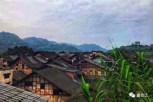 """四川""""最冷门""""的古镇福宝古镇,没有商业气息,被誉为四川最美古镇"""