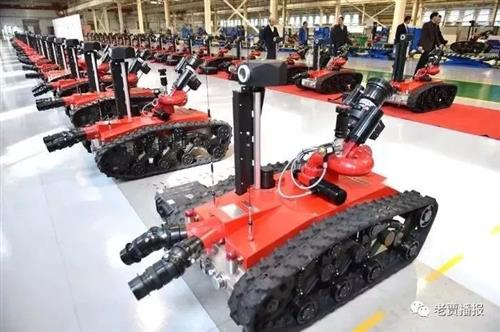 牛!洛阳又一次登上《人民日报》,因为这些特种机器人……