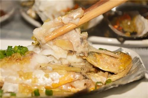 海鲜就要烤着吃!
