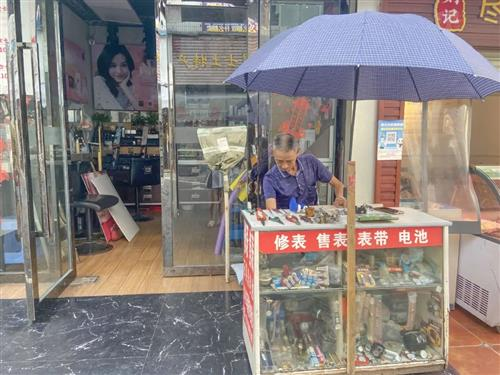 【合江人】义园街这位修补时光缝隙的师傅简直不一般!