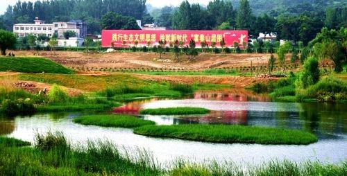 七大国土绿化工程,打造美丽新安
