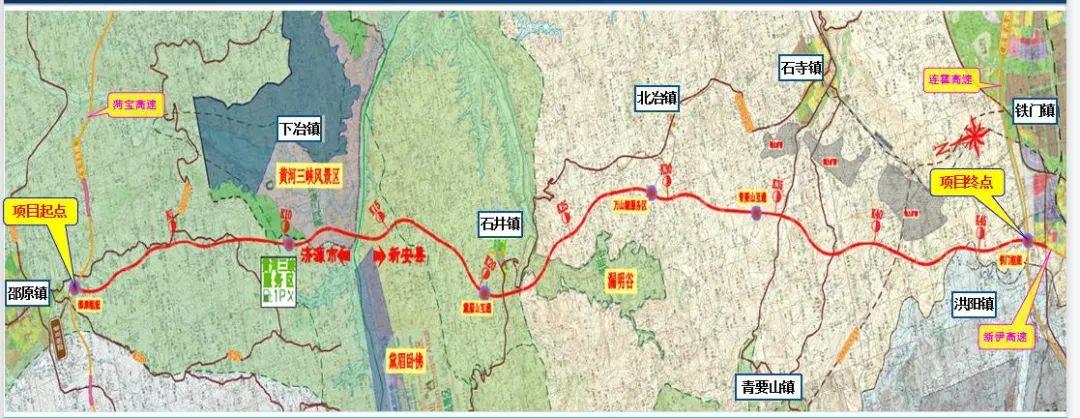 郑州第二绕城高速开建!河南交通迎来大爆发,涉及11地市……