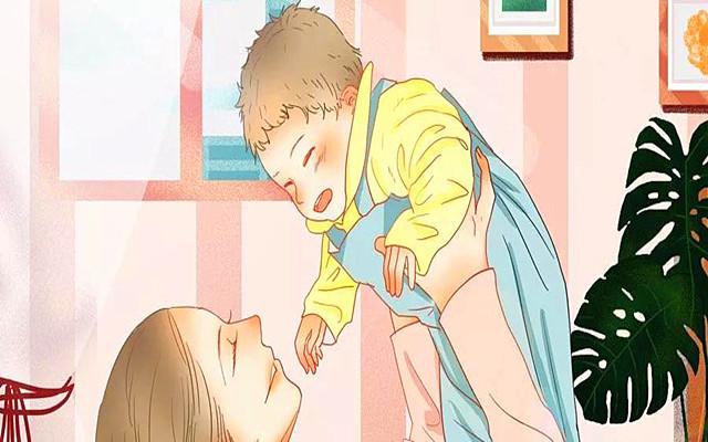 你永远不知道孩子有多爱你