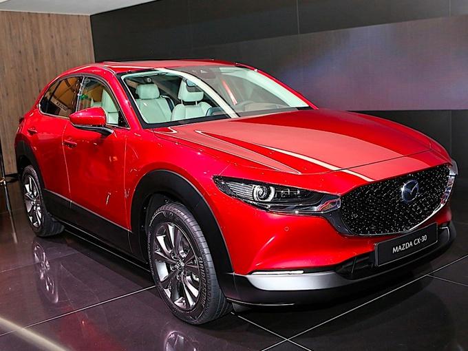 马自达全新SUV将发布!比本田缤智值,这项配置可是老司机的福利