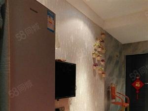 绿洲富城精装公寓免中介费自家朋友的房子仅26万送家电