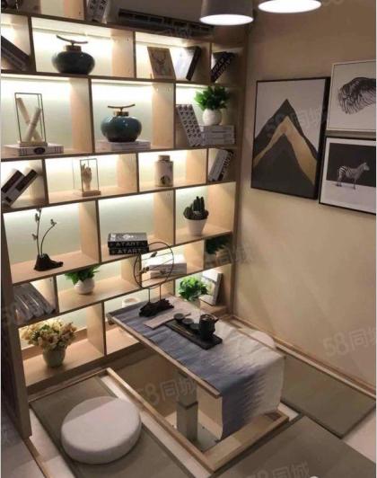 杭州灣中梁泊景庭低總價精裝公寓南北通透戶型相當到位