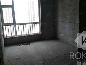 棕榈泉二期141平4室2厅2卫毛坯采光好出门就是万达广场包更