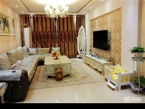 金域华庭通透两居室全明户型舒适客厅拎包入住