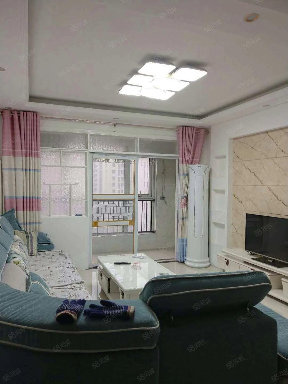 航空港,润丰锦尚三室两厅两卫,精装修,南北通透,拎包入住
